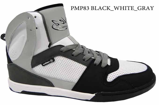 PMP83-B_WHITE_BLACK_D.GREY_шуз высокий_42-46